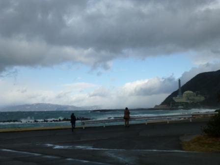 Monju al mare