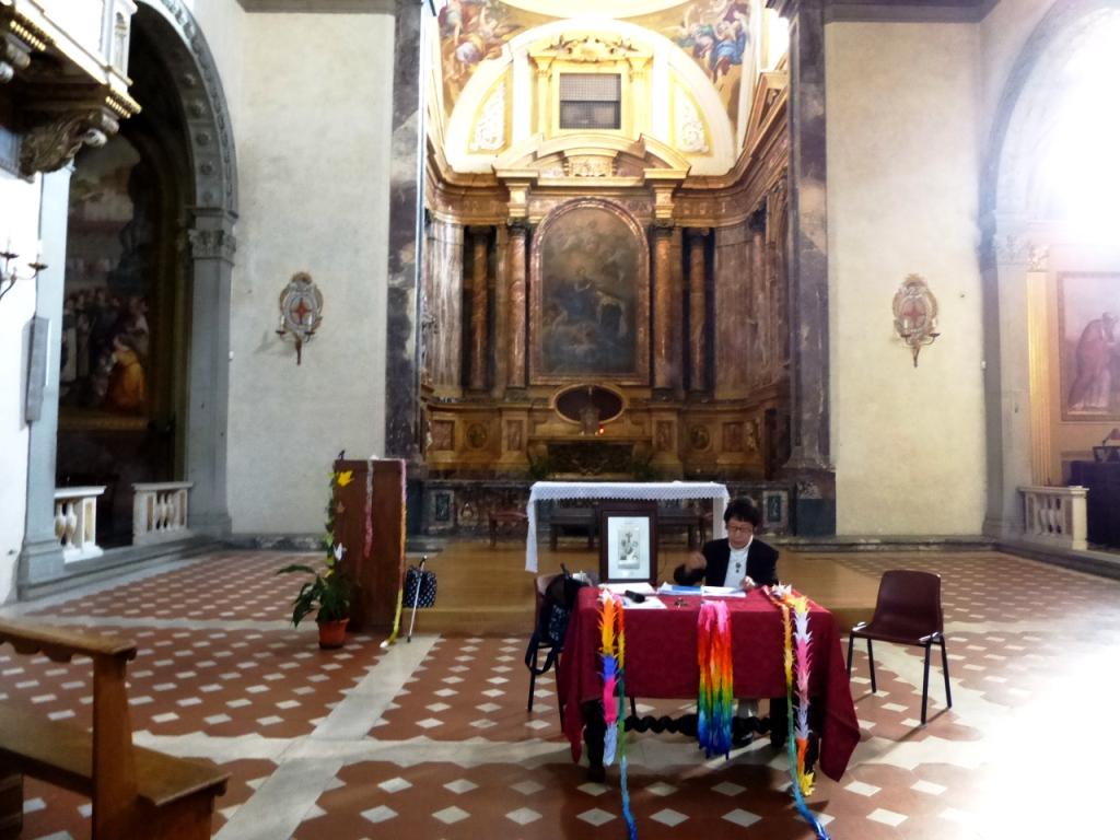 Firenze Santa Maria Maddalena dei Pazzi Conferenza del 14.11.2016